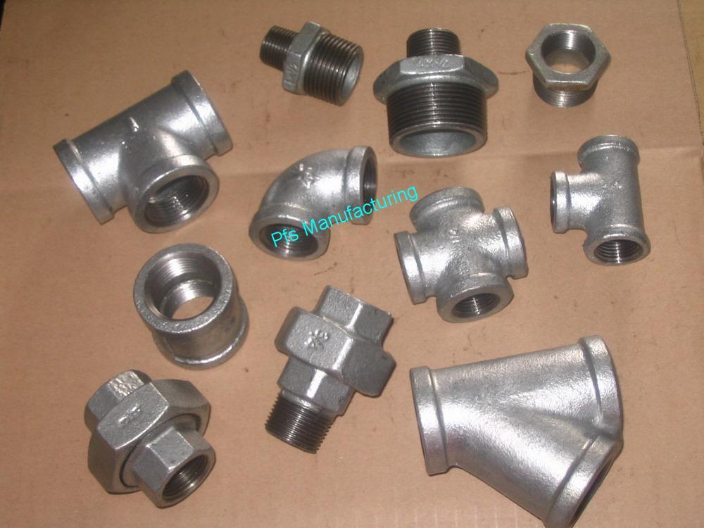 galvanized fittings
