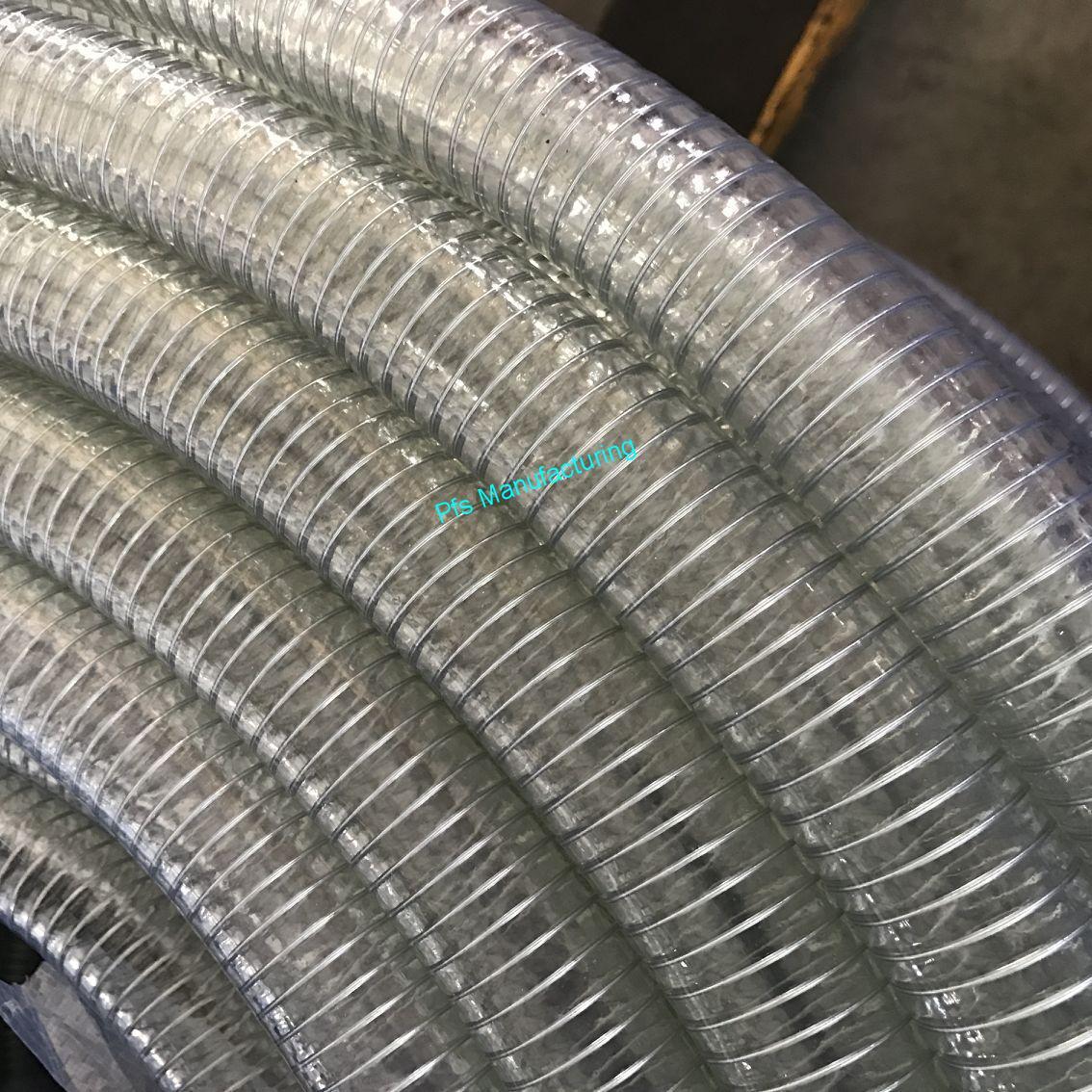PVC steel wire hose2