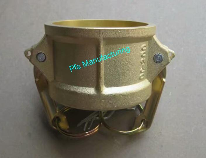 Brass camlock couplingDC