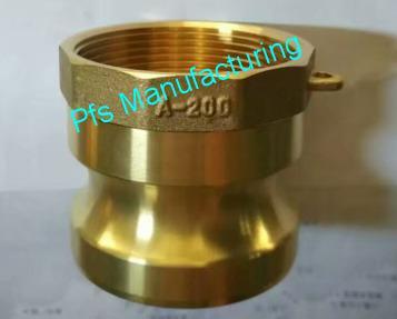 Brass camlock coupling typeA